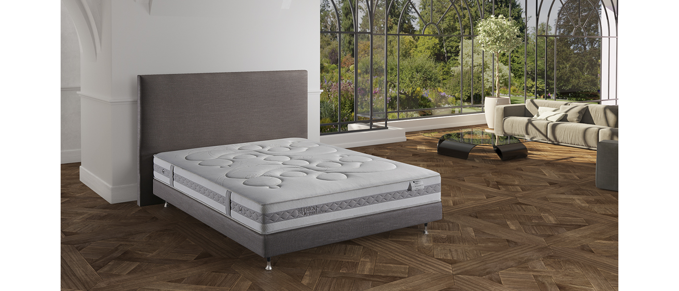 matelas james cook treca. Black Bedroom Furniture Sets. Home Design Ideas