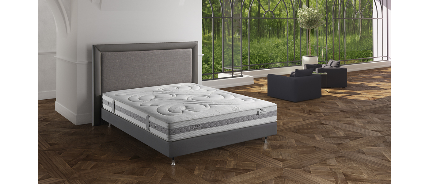 matelas treca confort palace beautiful matelas treca imperial exclusive absolu with matelas. Black Bedroom Furniture Sets. Home Design Ideas