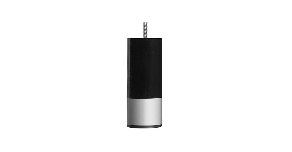 Pieds Cylindre avec Alu Treca