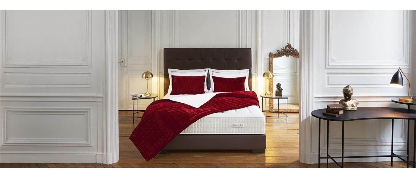 nos collection de matelas et literies treca treca. Black Bedroom Furniture Sets. Home Design Ideas