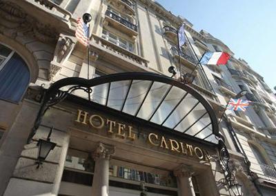 HOTEL CARLTON LYON MGALLERY BY SOFITEL 4 ÉTOILES : ENTRE RAFFINEMENT ET AUTHENTICITÉ