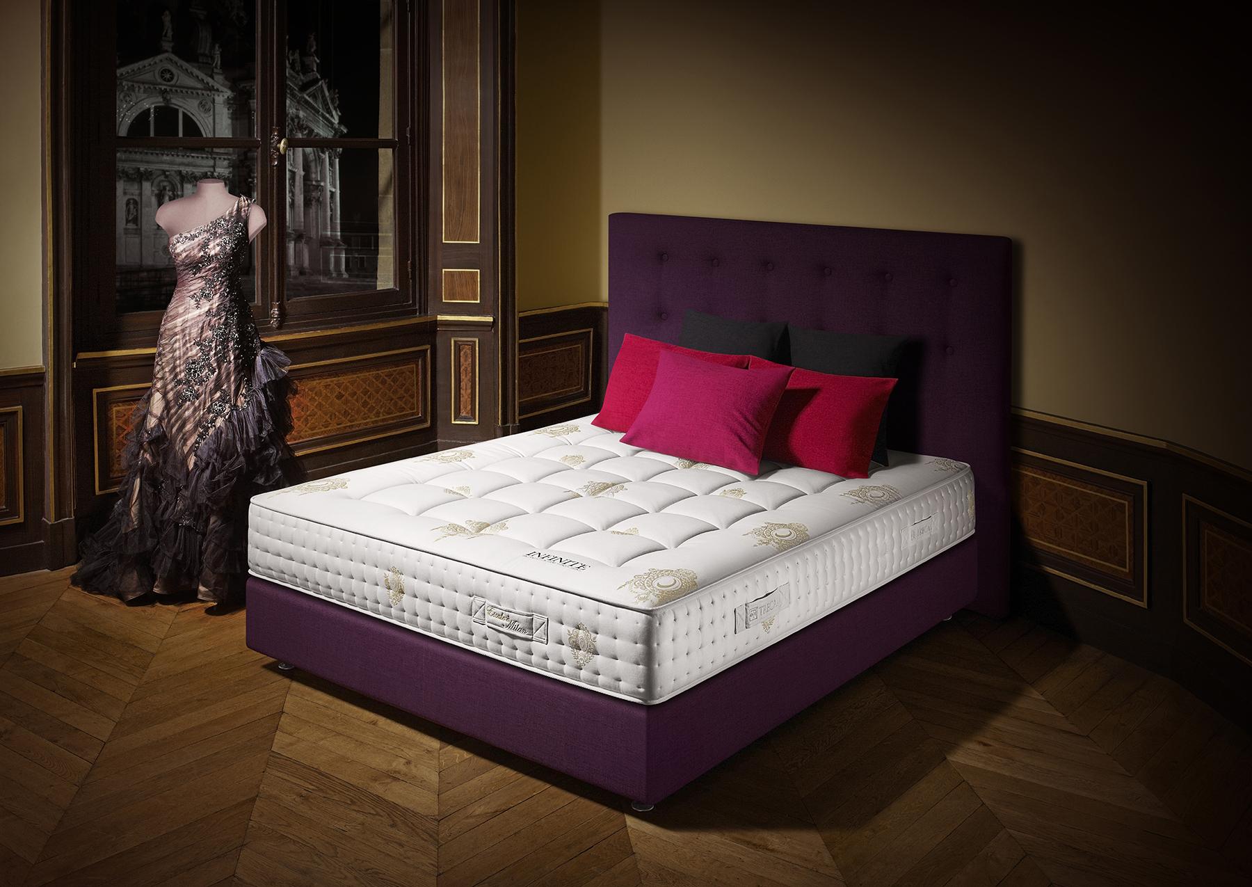 grand matelas treca vous offre le summum treca. Black Bedroom Furniture Sets. Home Design Ideas
