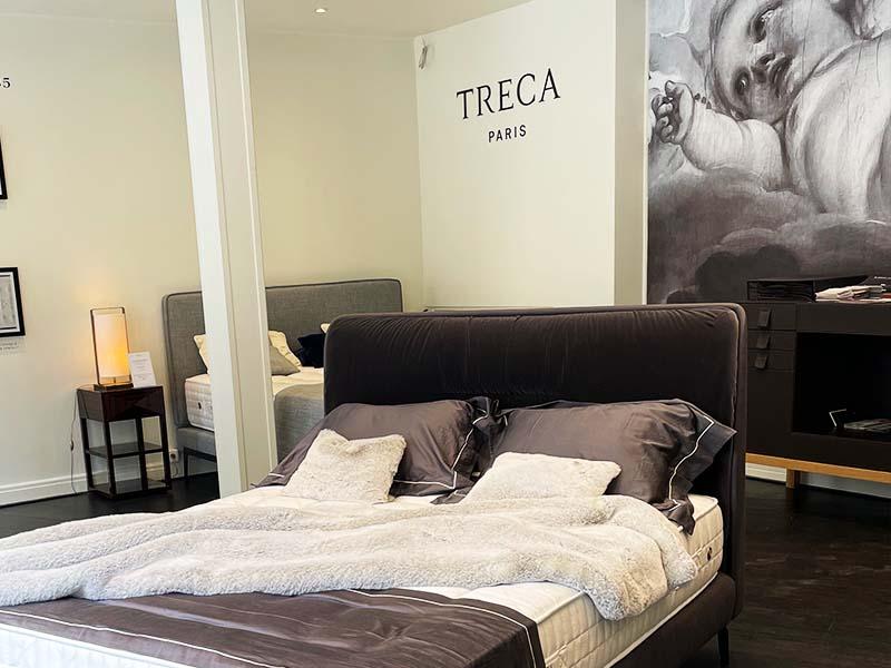 La Boutique Treca Paris 8e sur les réseaux sociaux