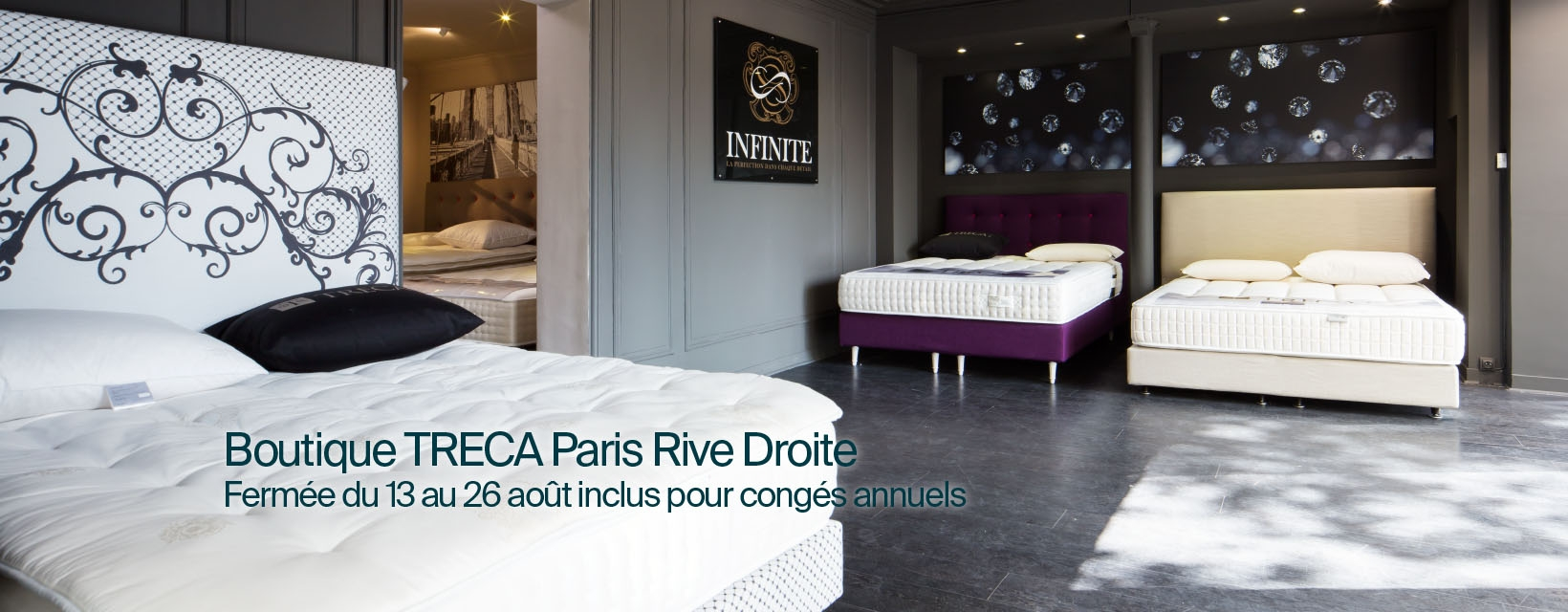 BOUTIQUE TRECA PARIS RIVE DROITE
