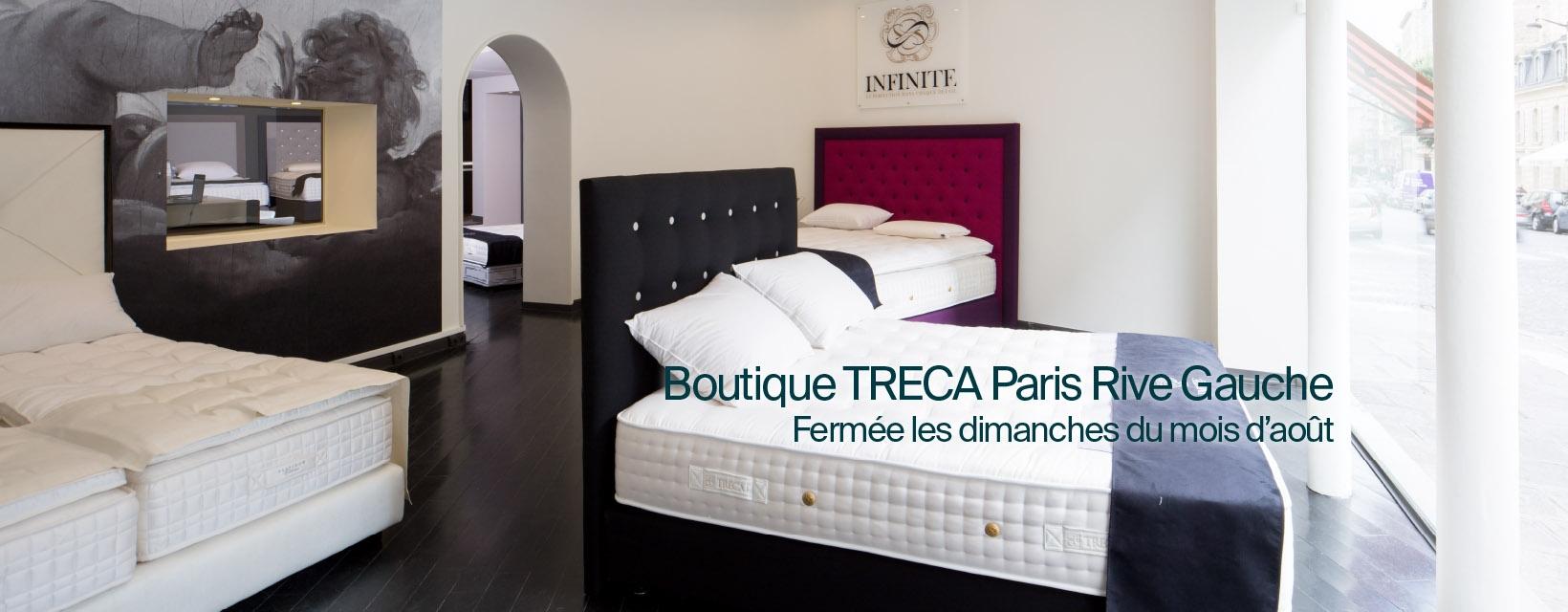 BOUTIQUE TRECA PARIS RIVE GAUCHE