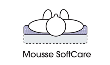 Mousse SoftCare